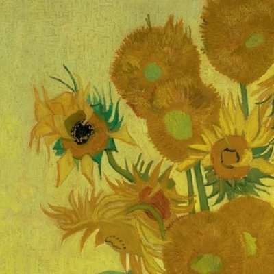 BN Wallcoverings BN van Gogh 2 Digital 200329 Sunflowers