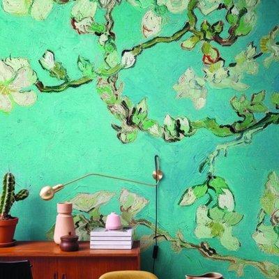 BN Wallcoverings BN van Gogh 2 Digital 200331 Almond Blossom