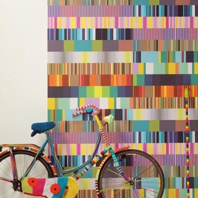 Eijffinger Eijffinger Stripes+ Wallpower 377200 Ulti Multi Colour