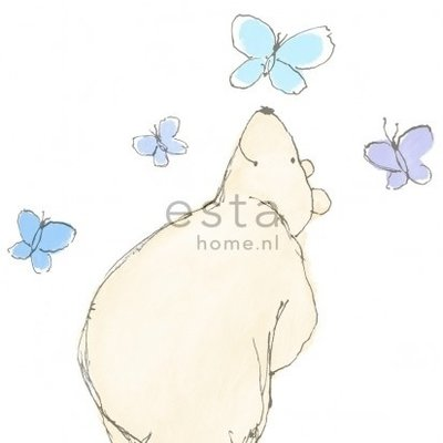 Esta for kids Esta Giggle PhotowallXL Bear 157321