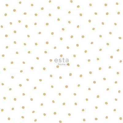 Esta for kids Esta Home Little Bandits Polka Dot behang 138937
