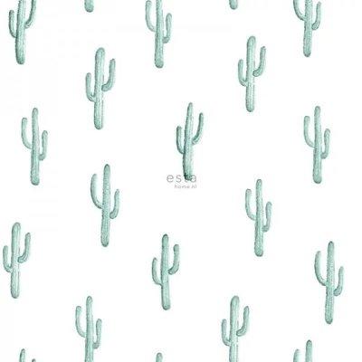 Esta Home Esta Home Greenhouse Cactus behang 138898