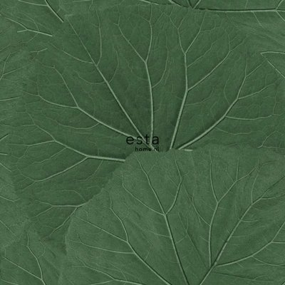 Esta Home Esta Home Jungle Fever behang Grote Bladeren 138996