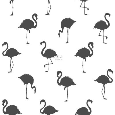 Esta Home Esta Home Jungle Fever behang Flamingo's 138993