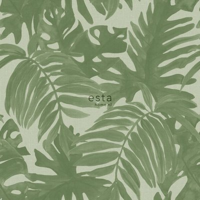 Esta Home Esta Home Jungle Fever behang Tropische Bladeren 138990