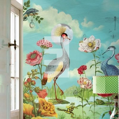 Pip studio Eijffinger Pip Studio III Wallpower Kiss the Frog 341099