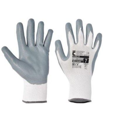 Flocx Schuur/Verf handschoen universeel