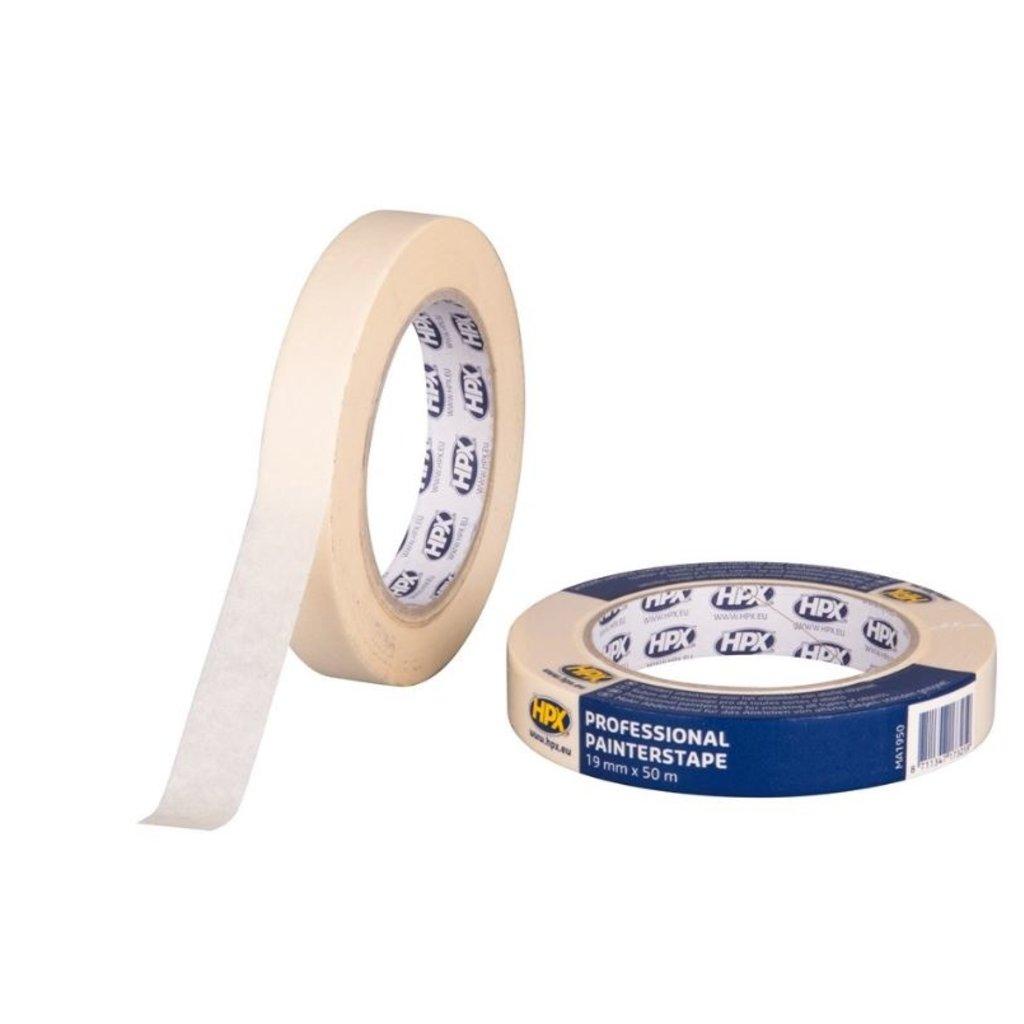 HPX Tape Schilderstape HPX Tapes Masking 19mmx50mtr