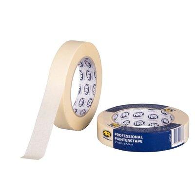 HPX Tape Schilderstape HPX Tapes Masking 25mmx50mtr