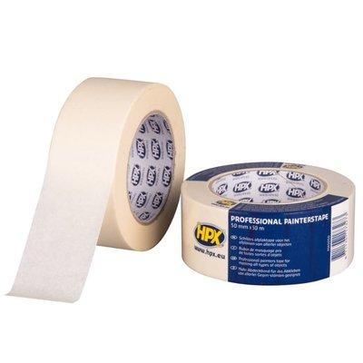HPX Tape Schilderstape HPX Tapes Masking 50mmx50mtr