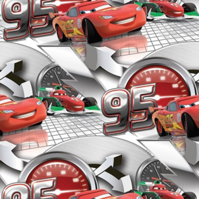 Dutch Wallcoverings Dutch Disney Cars speedometer behang WPD 9704