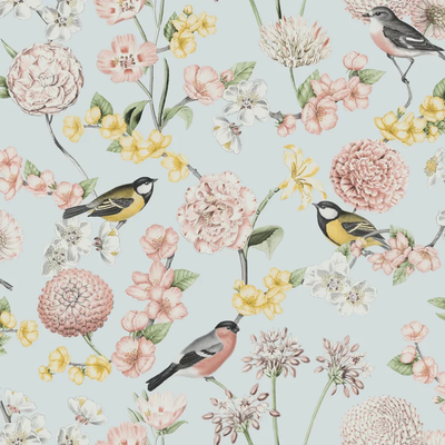 Dutch Wallcoverings Dutch Escapade behang Vogel L78801