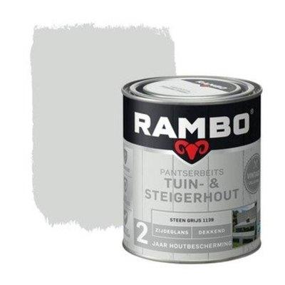 Rambo Rambo Pantserbeits Steen Grijs