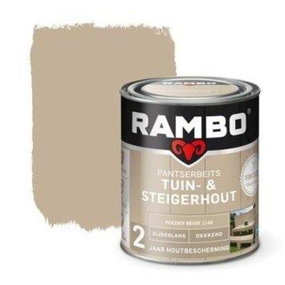 Rambo Pantserbeits  Rambo Pantserbeits Poeder Beige