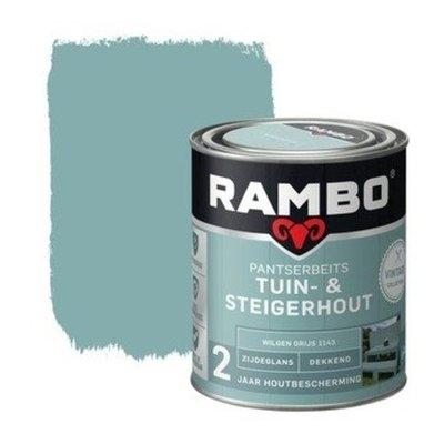 Rambo Rambo Pantserbeits Wilgen grijs