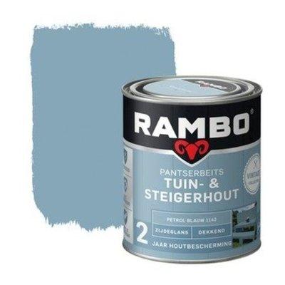 Rambo Rambo Pantserbeits Petrol Blauw