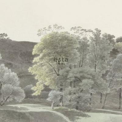 Esta Home Esta Home Blush PhotowallXL Landscape Drawing 158892