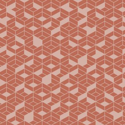 Hooked on Walls Hookedonwalls Tinted Tiles behang Flake 29022