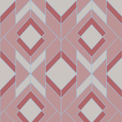 Hooked on Walls Hookedonwalls Tinted Tiles behang Helix 29032