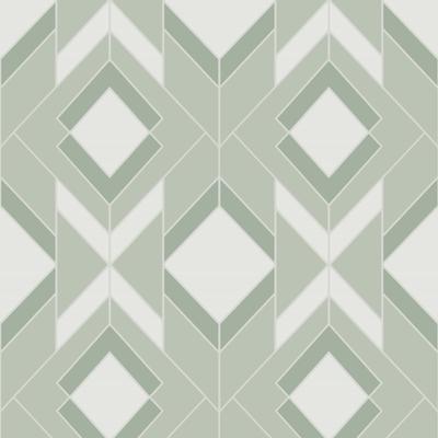 Hooked on Walls Hookedonwalls Tinted Tiles behang Helix 29034