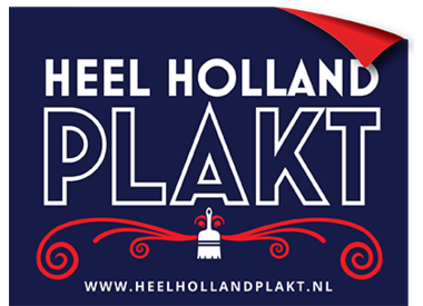 Heel Holland Plakt