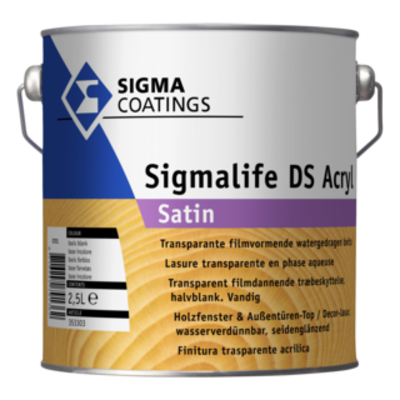 Sigma Coatings Sigmalife DS Acryl Satin