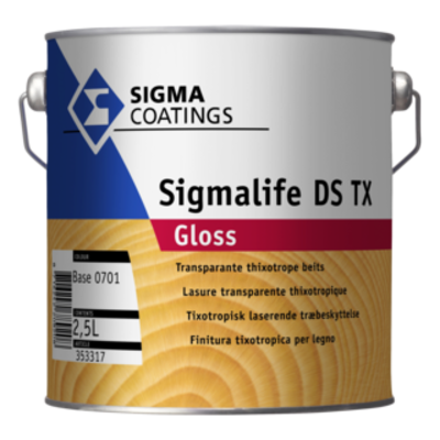 Sigma Coatings Sigmalife DS TX Gloss