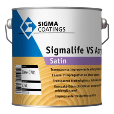 Sigma Coatings Sigmalife VS Acryl Satin