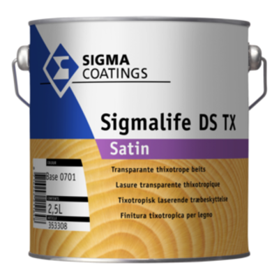 Sigma Coatings Sigmalife DS TX Satin