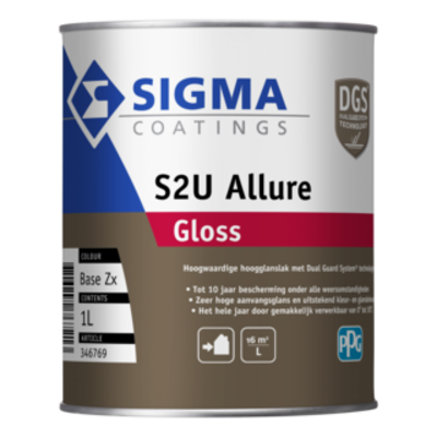Sigma Coatings Sigma S2U Allure Gloss