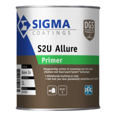 Sigma Coatings Sigma S2U Allure Primer