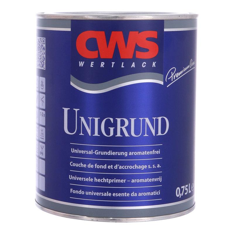 CWS Grondverf CWS Unigrund Zwart