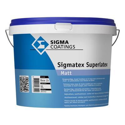 Sigma Coatings Sigmatex Superlatex Matt
