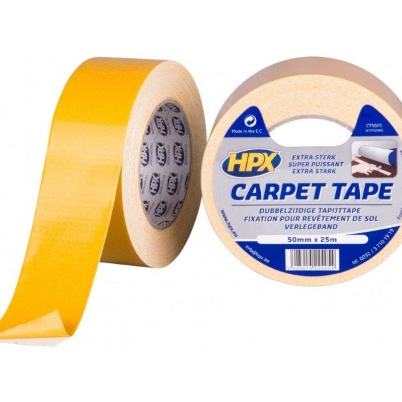 HPX Tape Dubbelzijdig Tapijttape