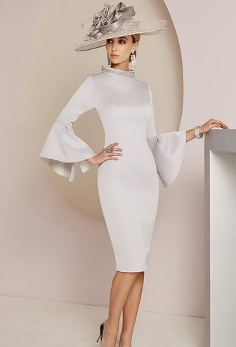 Veni Infantino Dress With Bell Sleeves