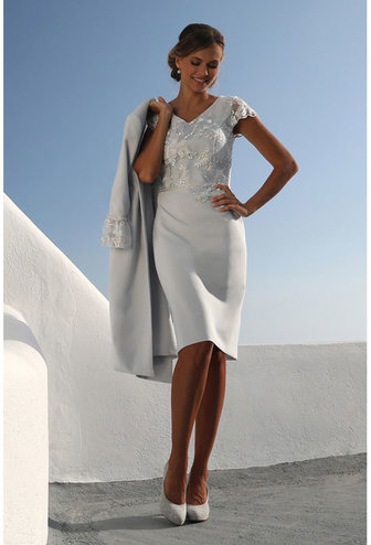 LINEA RAFFAELLI Two Piece With Lace Detail