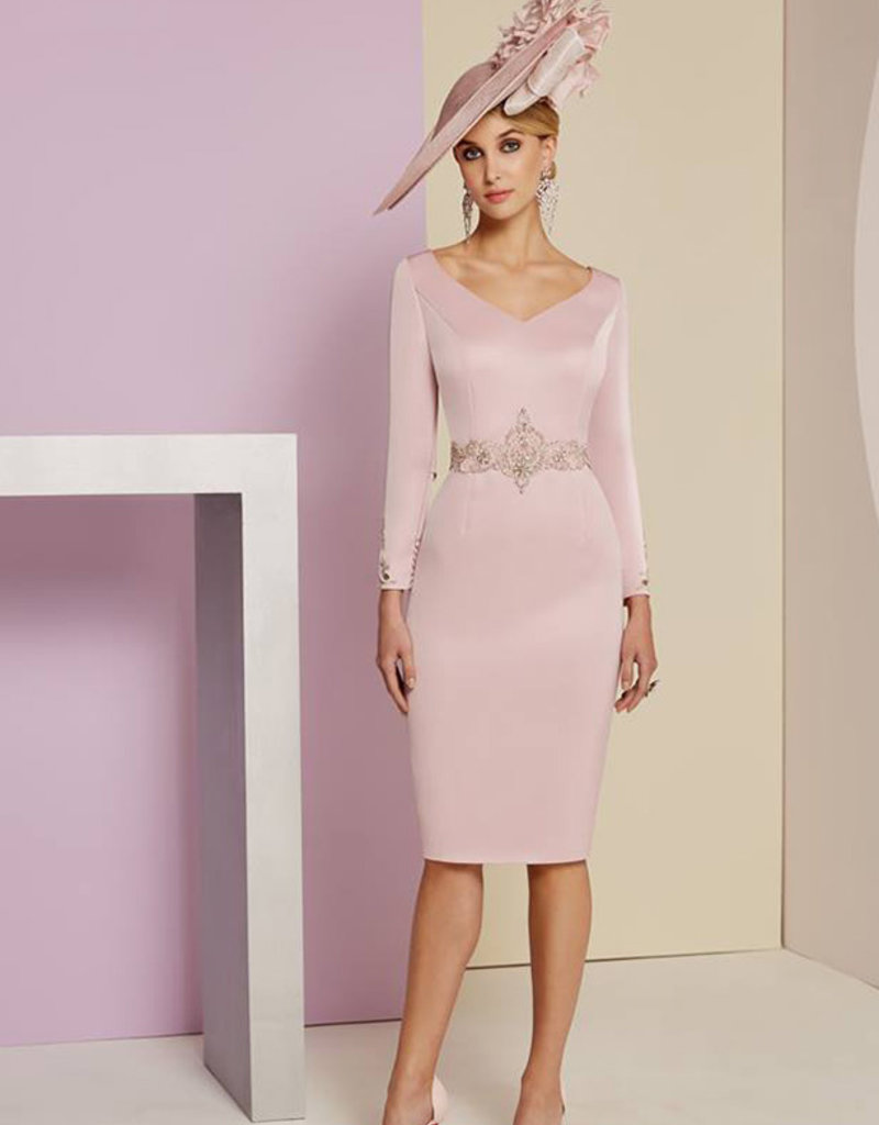 Veni Infantino Dress With Diamante Detail