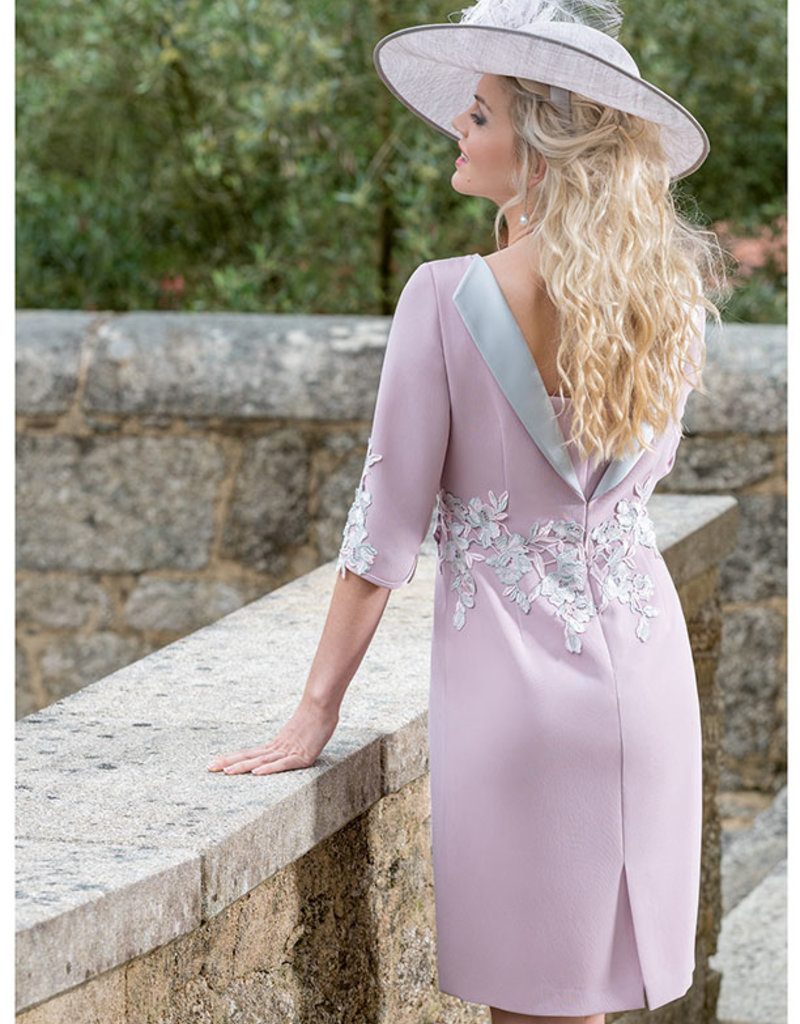 Carmen Melero Dress With Floral Detail