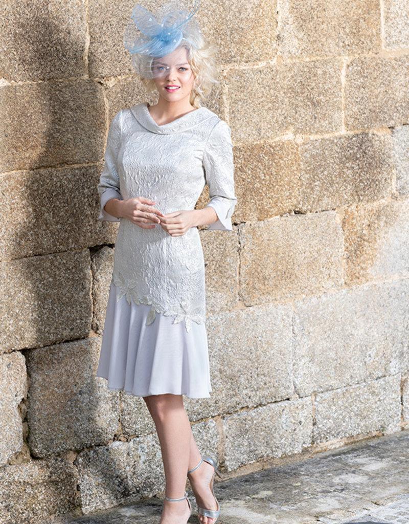 Carmen Melero Dress With Sequin Detail