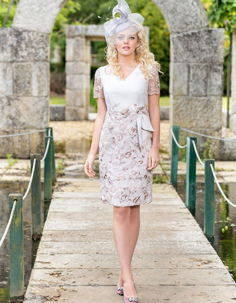 Carmen Melero Two Piece With Lace Detail