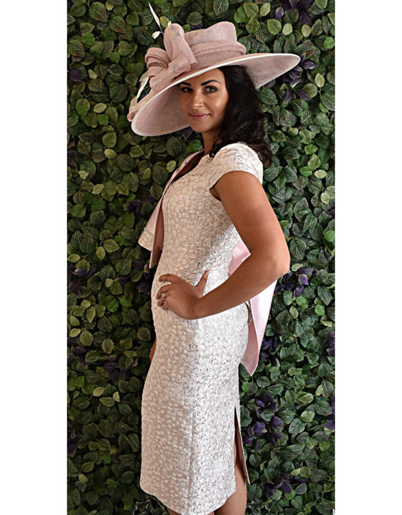 Gabriella Sanchez Two Piece Dress