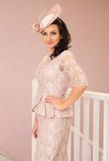 Vermonia Occasions Floral Lace Dress With Band