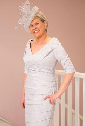 IRRESISTIBLE V-Neck Bandage Dress