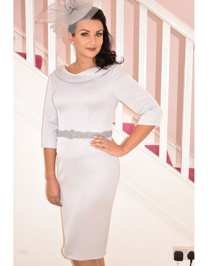 Veni Infantino Dress With Diamond Detail