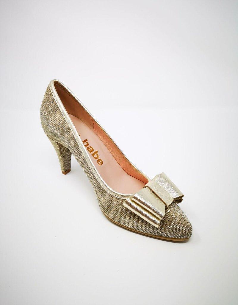 LA BABE Galassia New Gold Shoe