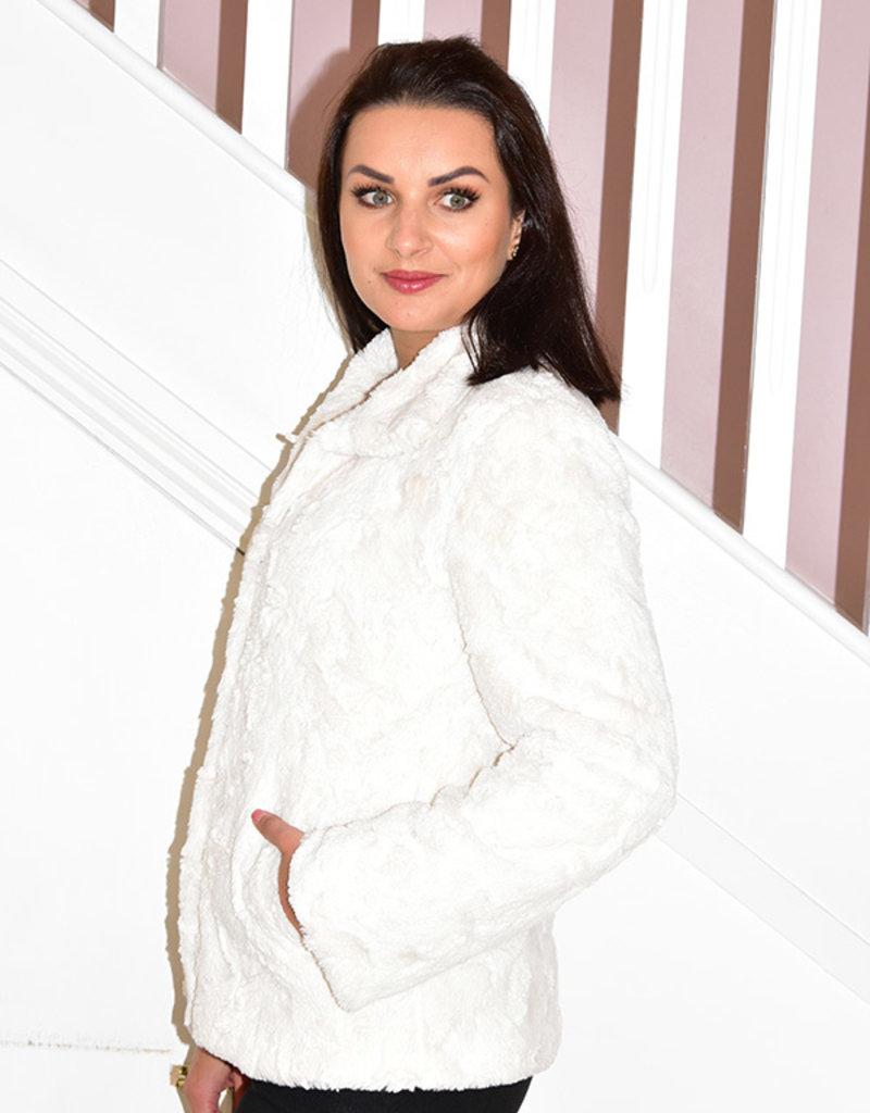 LIBRA Faux Fur Jacket