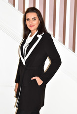 PERUZZI Meghan Jacket With Belt