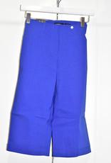 """ROBELL Royal Blue """"Bella"""" Turn Up Shorts"""