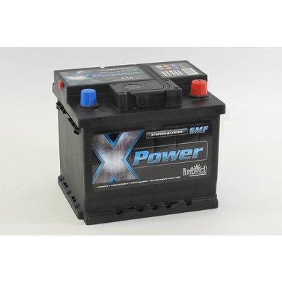 intAct X-45 startaccu