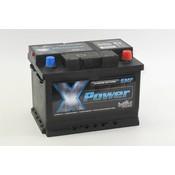 intAct X-60 startaccu